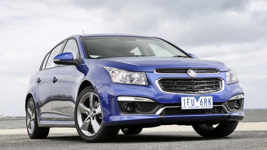 2016 Holden Cruze Z-Series & Cruze SRi-Z introduced