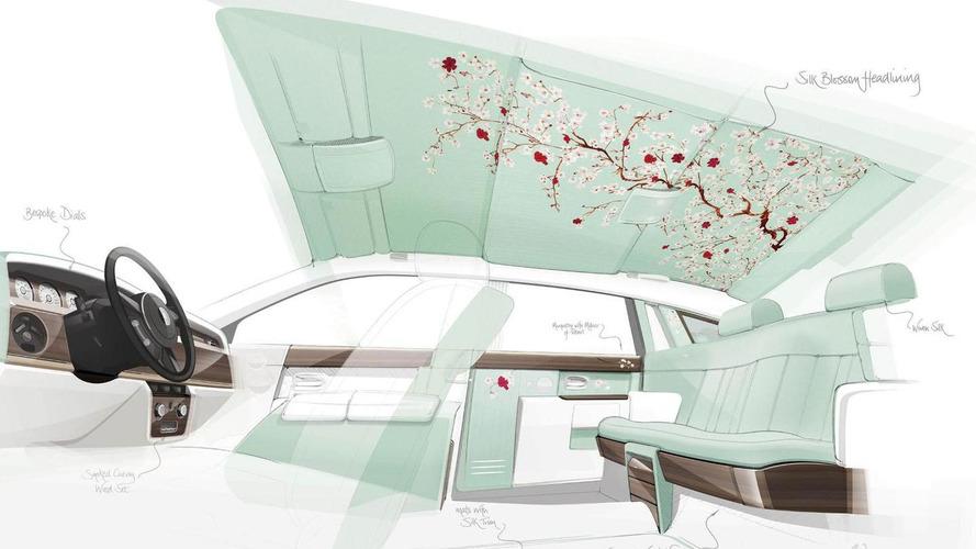 Rolls-Royce Phantom Serenity announced for Geneva