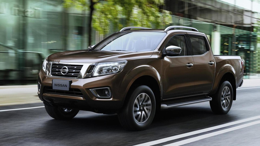 2015 Nissan Navara officially revealed [videos]