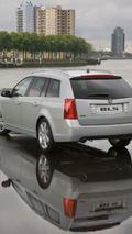 Cadillac BLS Wagon: Additional Details