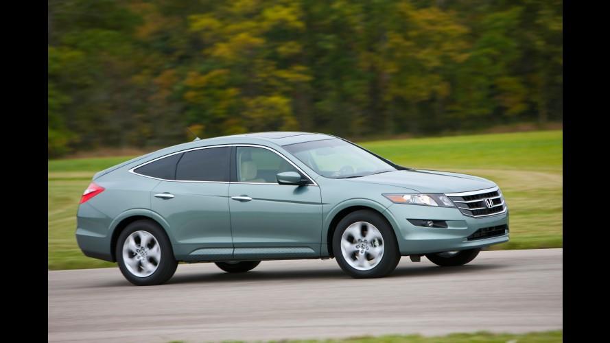 Salão de Nova York: Honda apresentará Accord Cosstour reestilizado