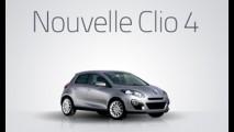 Novo Renault Clio 4 - Vaza possível imagem oficial