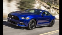 Ford convoca Mustang EcoBoost na América do Norte por risco de incêndio