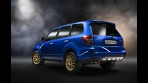 Salão de Moscou: Subaru apresenta Forester tS, com visual de STI e motor 2.5 Turbo