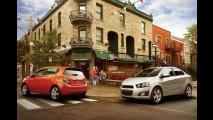 GM faz recall do Sonic nos EUA e Canadá por defeito no tanque