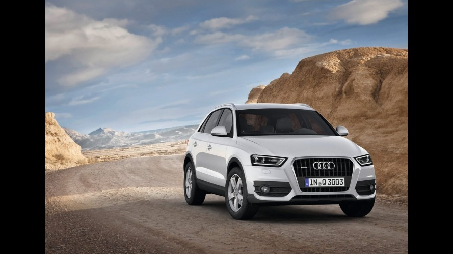 Audi apresentará conceito Q2 no Salão de Paris