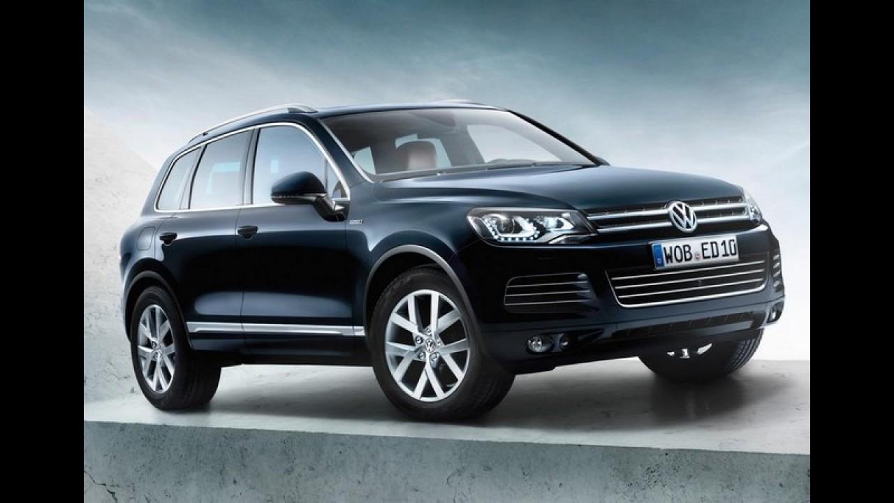 Volkswagen mostrará novo SUV de sete lugares em janeiro no Salão de Detroit
