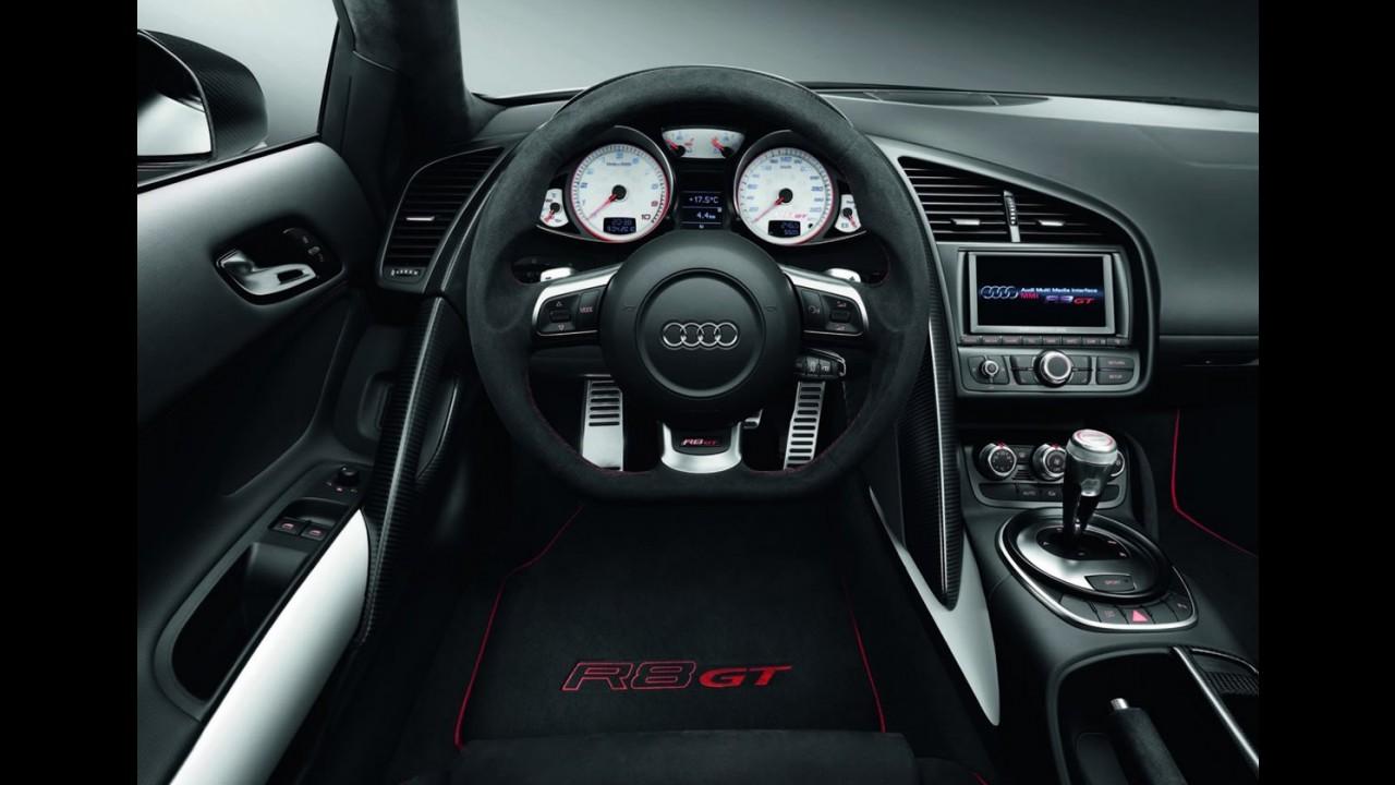 Audi R8 GT chega oficialmente - Esportivo é o primeiro carro de R$ 1 milhão da marca no país