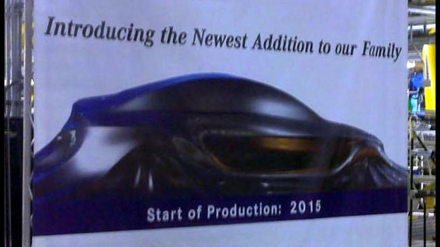 Anti BMW X6: Teaser revela que Mercedes MLC chega em 2015