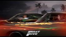 VÍDEO: Segundo Trailer Oficial de Velozes e Furiosos 5 (Fast Five)