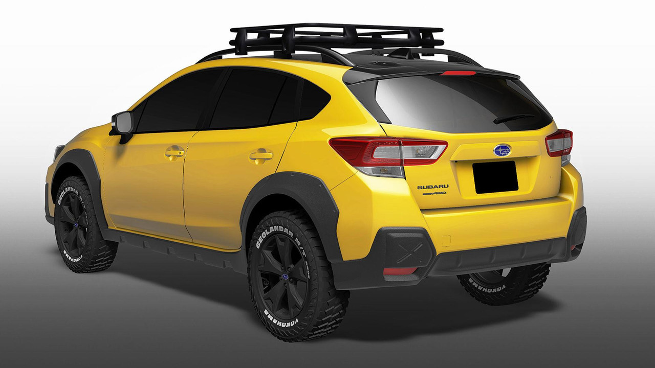 Subaru XV Fun Adventure Concept