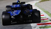 Sauber 2017 Italian GP