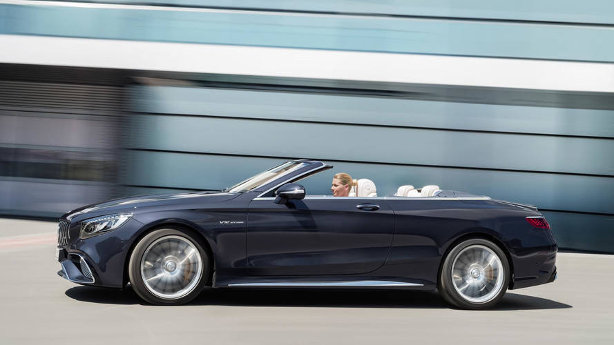 2018 Mercedes-AMG S65 Cabriolet