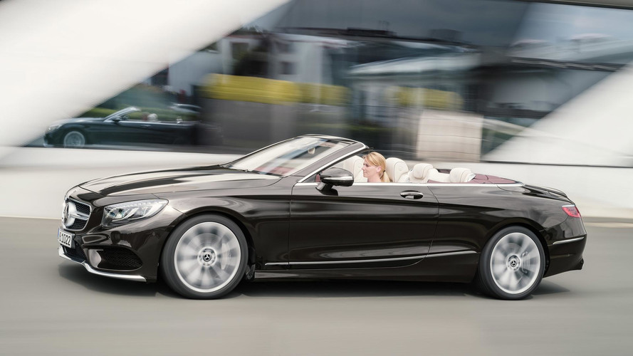 Mercedes unveils revamped S-Class Coupe and Cabriolet