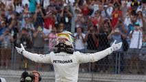 Hamilton campeón 2017 posibilidades México