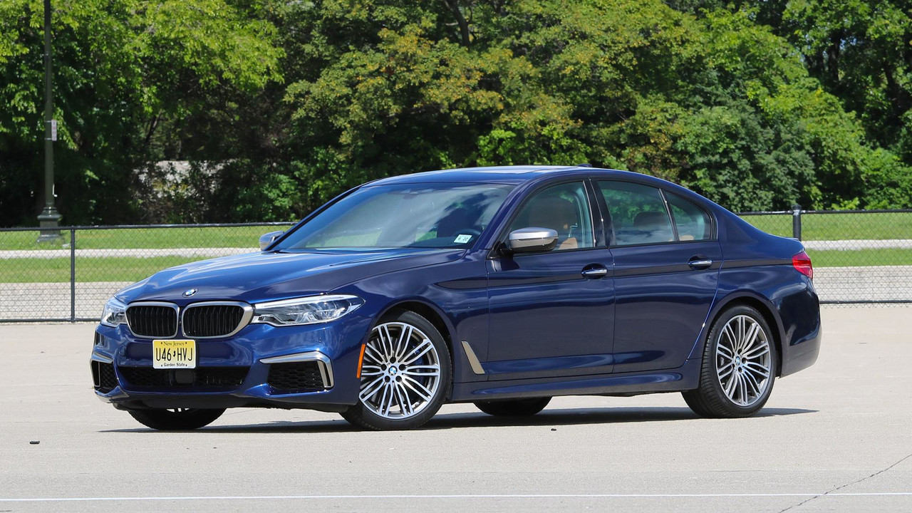 2018 BMW M550i: İnceleme