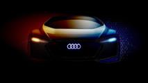 Audi konsepti teaser