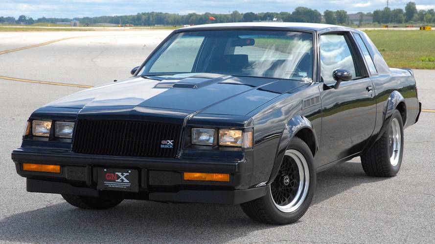İlk Buick GNX satışta, tüm paranızı getirin!