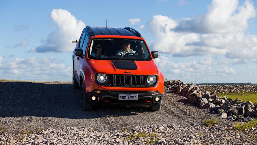 Recall - Jeep Renegade é convocado no Brasil por falha nas setas