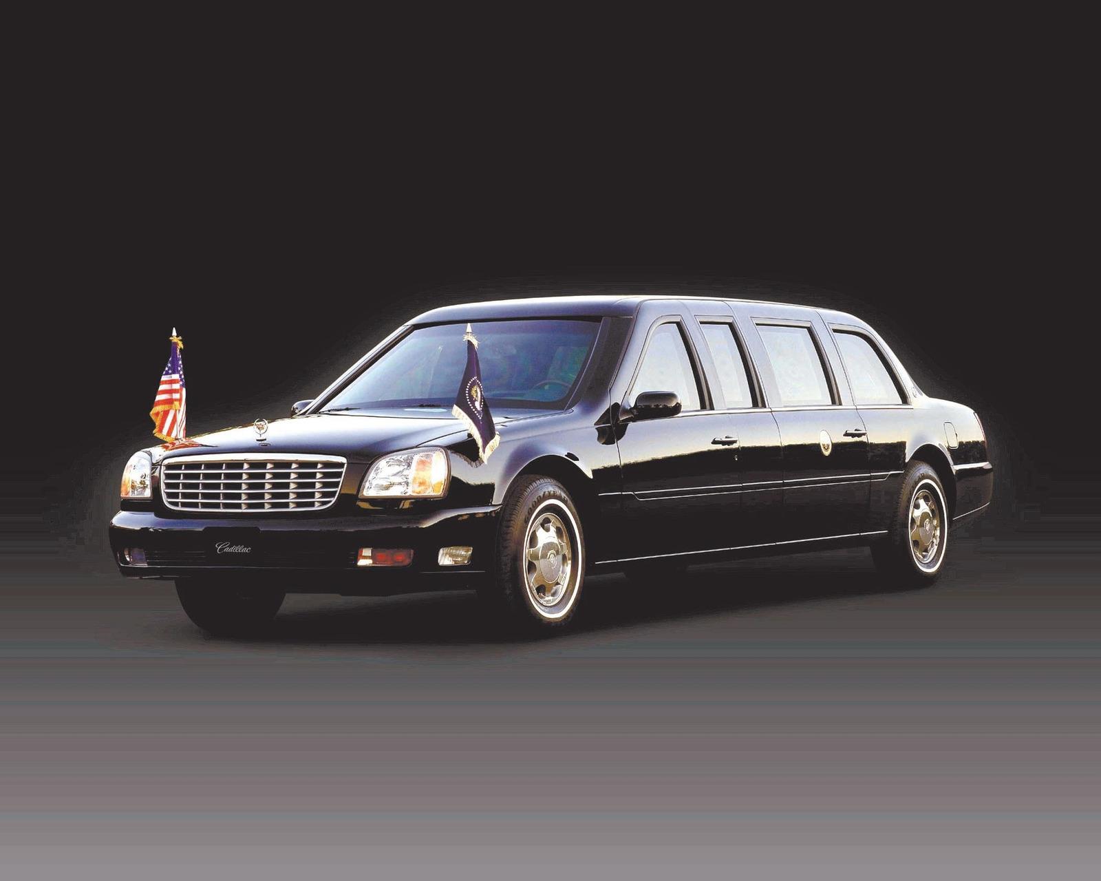 Cadillac DeVille Presidential Limousine