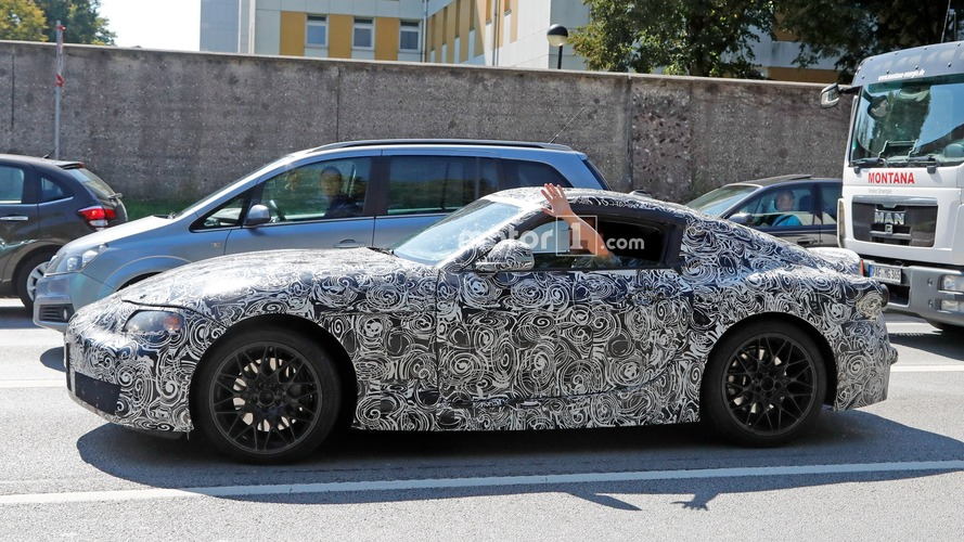 New Toyota Supra makes long-awaited spy photo debut