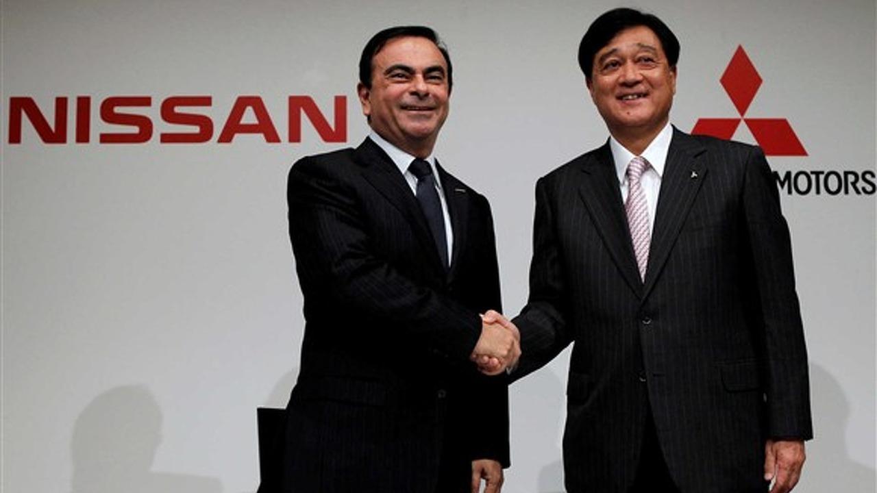 Nissan- Mitsubishi