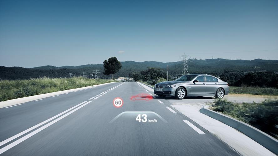 Vidéo - La nouvelle BMW Série 5 exhibe ses technologies autonomes