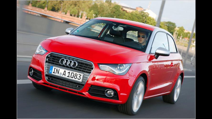 Audi A1: Männer-Polo der schicken Art