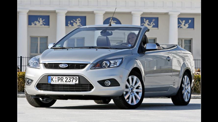 Entspannte Frische: Der neue Ford Focus CC im Test