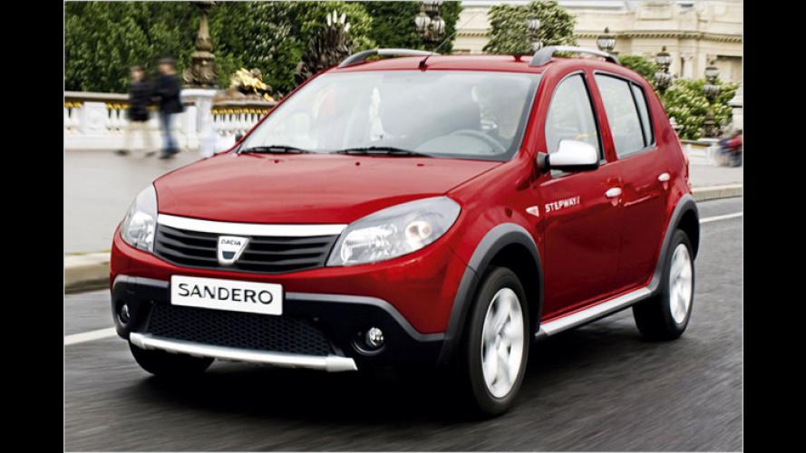 Dacia Sandero Stepway: Will ich, weil billig?