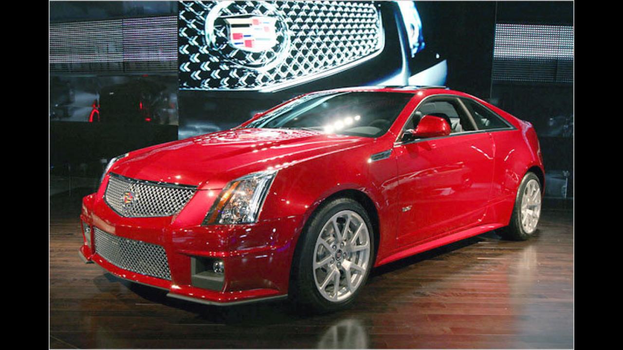 Cadillac CTS V Coupé
