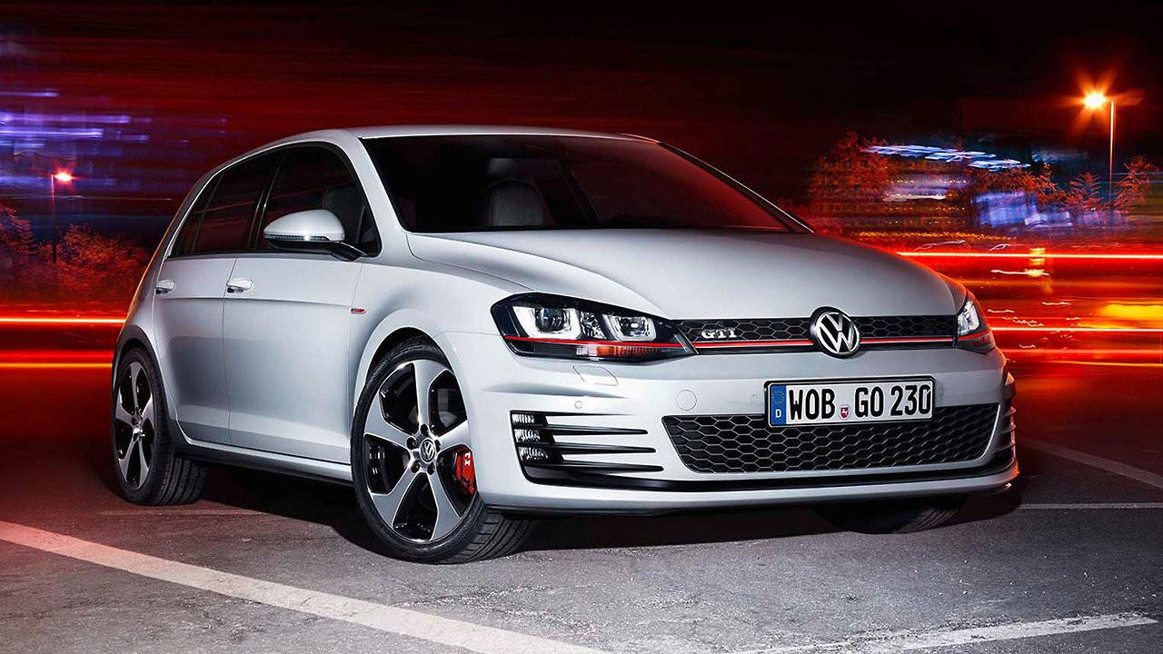 Volkswagen Vision GTI, prime foto