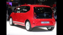 Mais refinado, Volkswagen up! 2017 dá as caras em Genebra - veja fotos