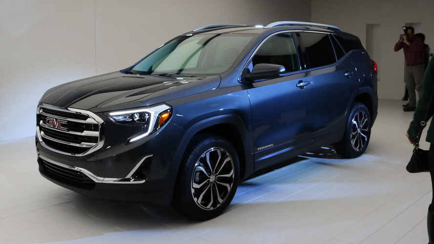 GMC Considering Smaller Crossover To Slot Below Terrain