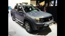 Renault lançará picape Oroch na última semana de setembro