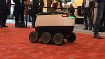 Starship Otonom Teslimat Robotu