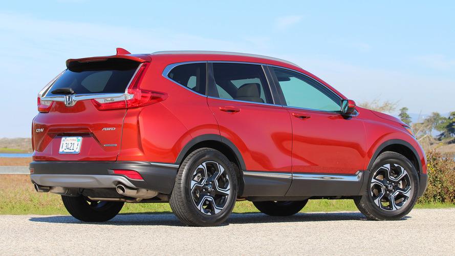 2017 Honda CR-V: Avaliação