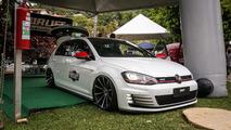 Bubble Gun Treffen 8 - Evento de entusiastas da VW 2016