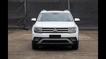 Volkswagen Atlas é o nome do maior SUV da marca; apresentação será dia 27