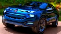 Fiat vai mostrar prévia de nova picape média na semana que vem