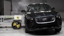 Crash Test - Jaguar E-Pace