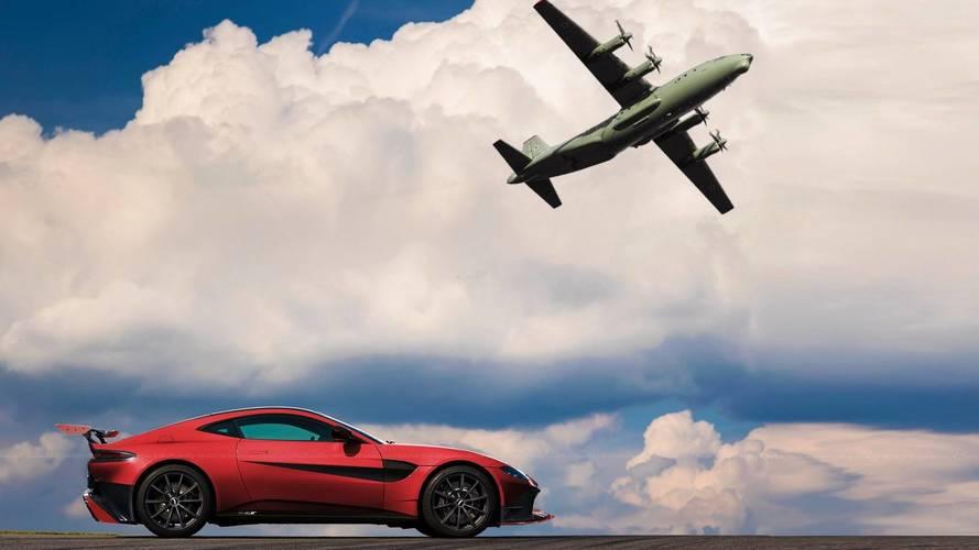 Aston Martin Vantage Shooting Brake, Volante, GT, GT8 render