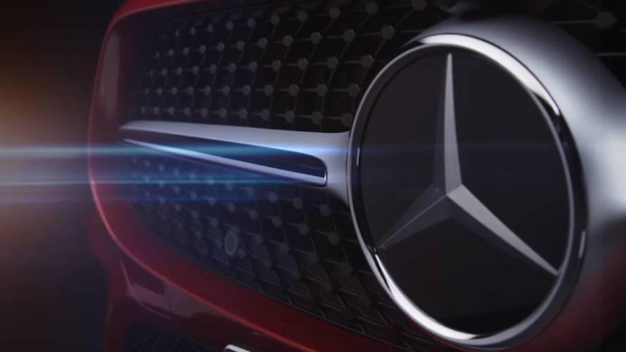 Teaser - Mercedes CLS (2018)