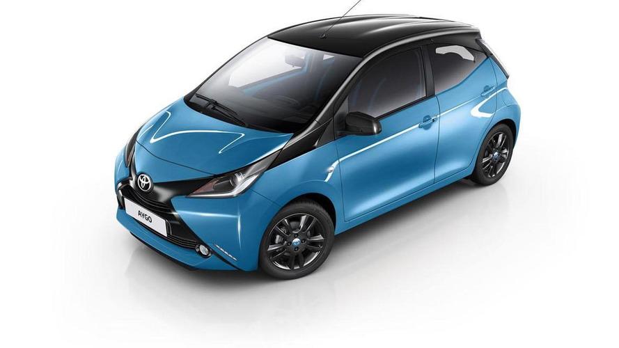 2015 Toyota Aygo x-cite unveiled