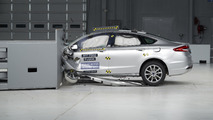 2017 Ford Fusion IIHS Crash Test