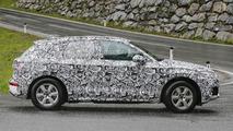 2018 Audi Q5 spy photo