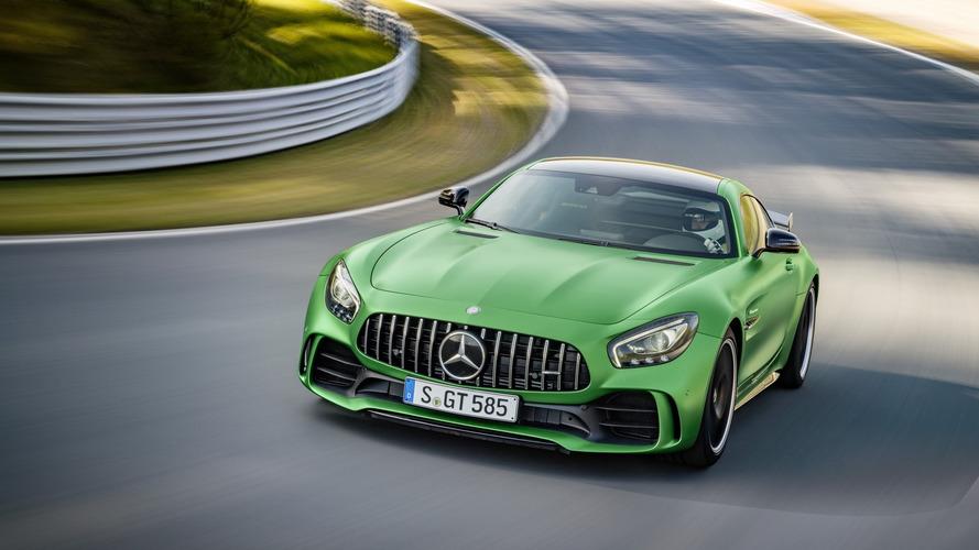Mercedes-AMG GT R - Bientôt un chrono de référence sur le Nürburgring ?