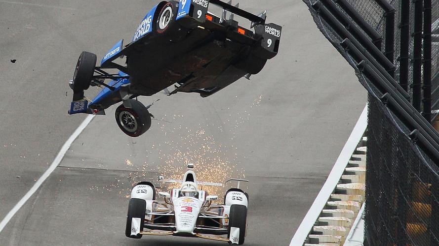 Top 10 Photos Of The Week: Motorsport Crash Edition