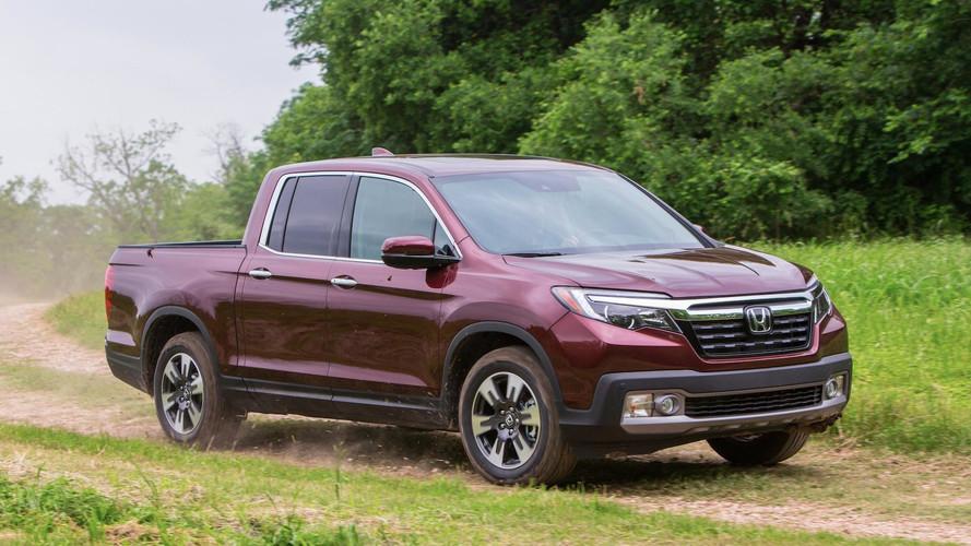 2018 Honda Ridgeline Gets Fewer Trim Levels, Similar Prices