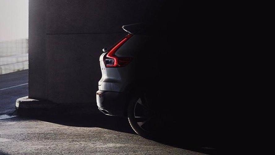 Volvo XC40 começa a aparecer no Instagram dias antes da estreia
